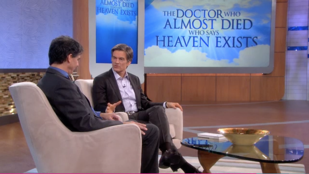 Eben Alexander on Dr Oz