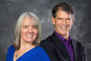 Eben Alexander M.D. and Karen Newell