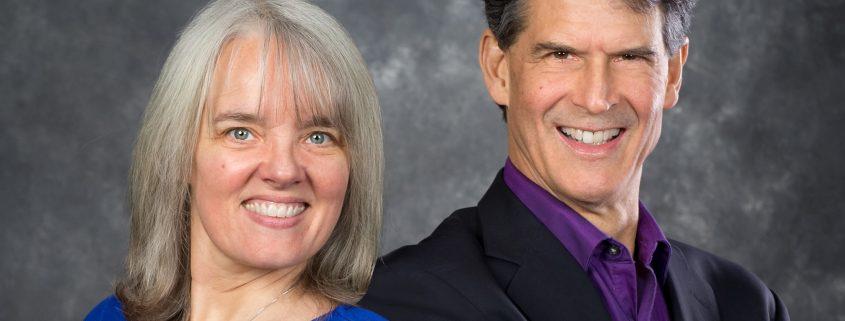 Eben Alexander M.D. and Karen Newell