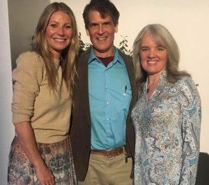 Gwyneth Paltrow, Eben Alexander III, Karen Newell
